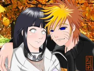 Naruto and Hinata- a Day in Konoha High School